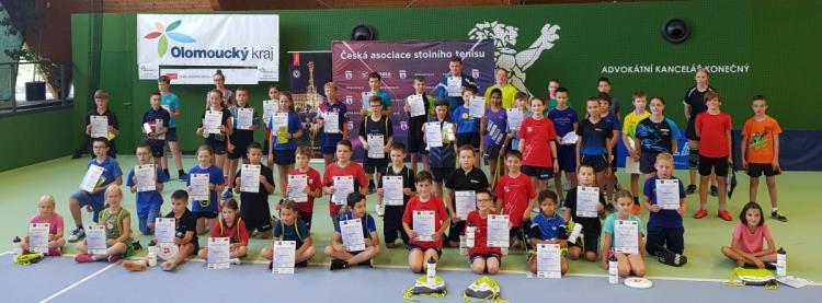 International TT Camp - Olomouc 2020