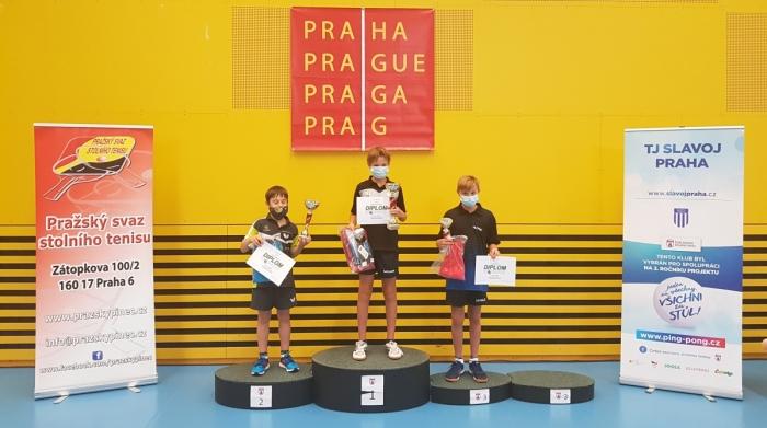 Lukáš Rek 3.místo v turnaji B