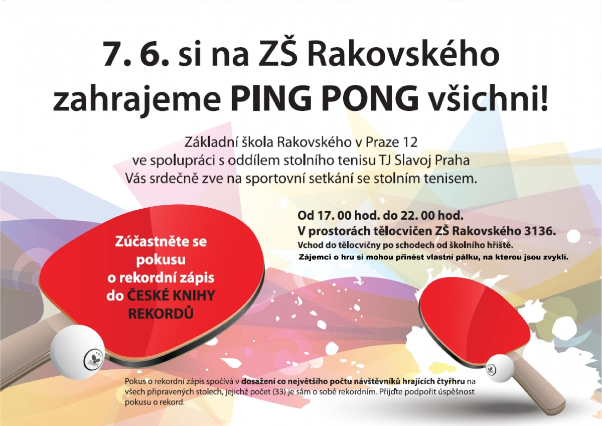 Ping-pong show