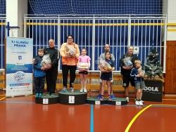 Vánoční turnaj rodičů a dětí 2019_družstva 2009