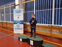 Vánoční turnaj rodičů a dětí 2019_nejmladší